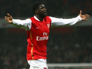 Toure Arsenal
